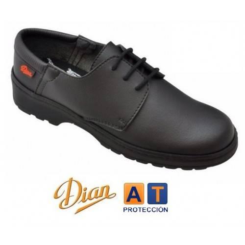 Zapatos restauración DIAN NIZA negros