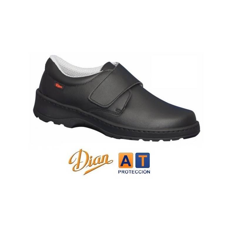 Dian - Milan src o1 fo - zapatos anatómicos - talla 41 - negro iH6gVm