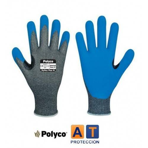 Guantes anticorte nivel 5 Polyco Dyflex Plus N