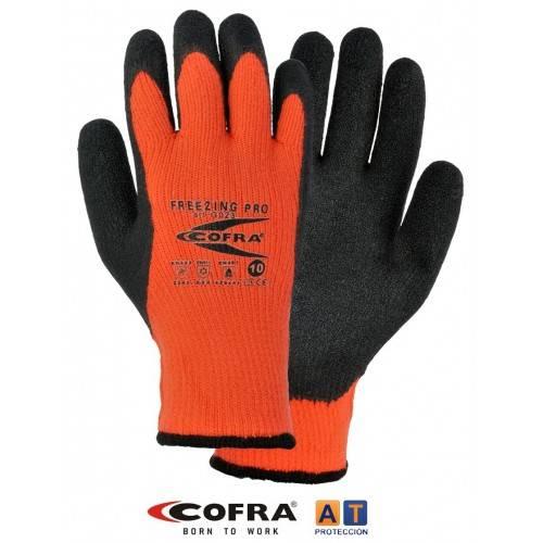 Guantes COFRA Freezing Pro -30ºc