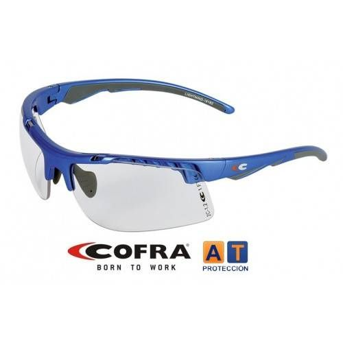 Gafas COFRA LIGHTNING incoloras