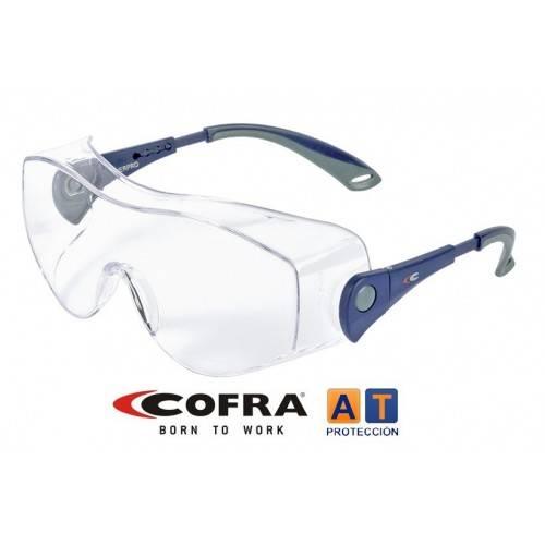 Gafas COFRA OVERPRO incoloras