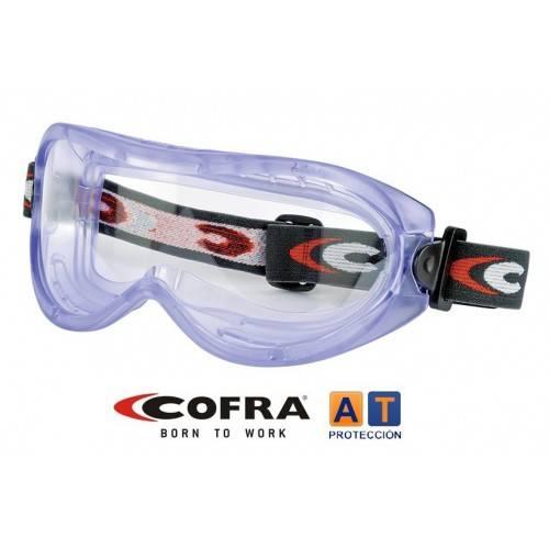 Gafas integrales Cofra Sofytouch-V