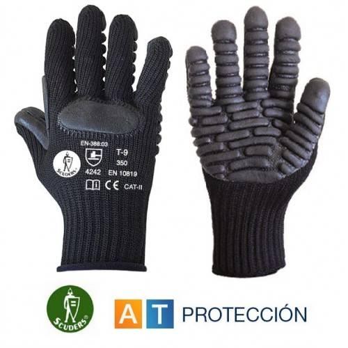 Guantes anti-vibración GAV 350