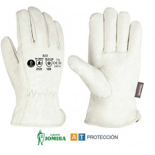 GUANTES PIEL THINSULATE