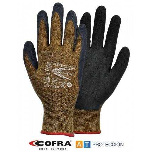 Guantes COFRA Flexycotton