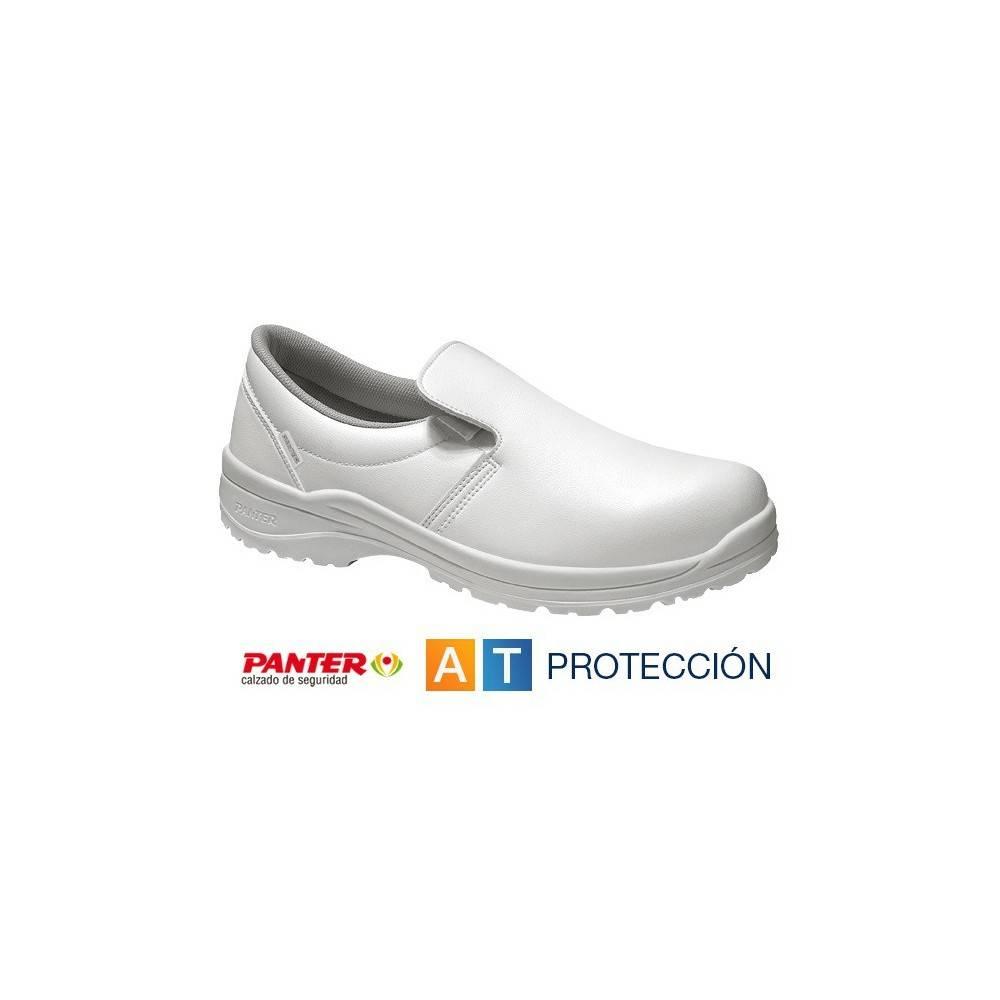 Calzado de seguridad panter for Zapatos de trabajo blancos