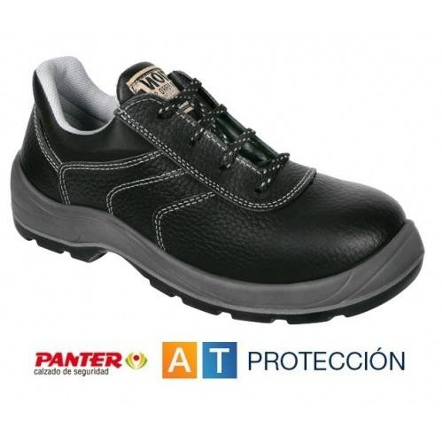 Zapatos PANTER-Zion Super Ferro Metal Free S3