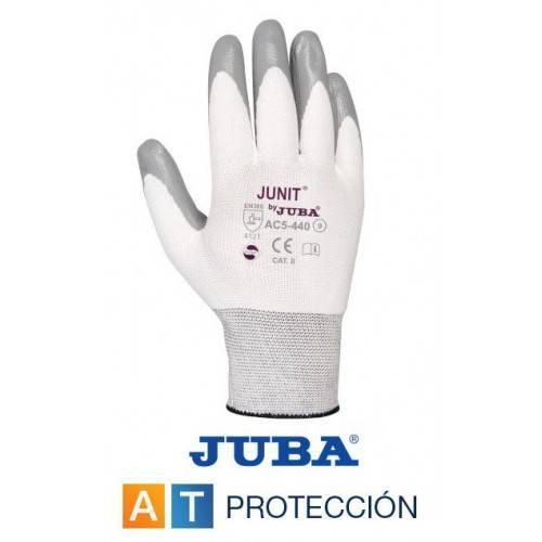 Guantes nitrilo Juba AC5-440