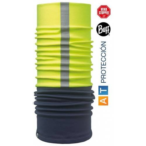 Tubular Buff Windproof AV Amarillo Fluor