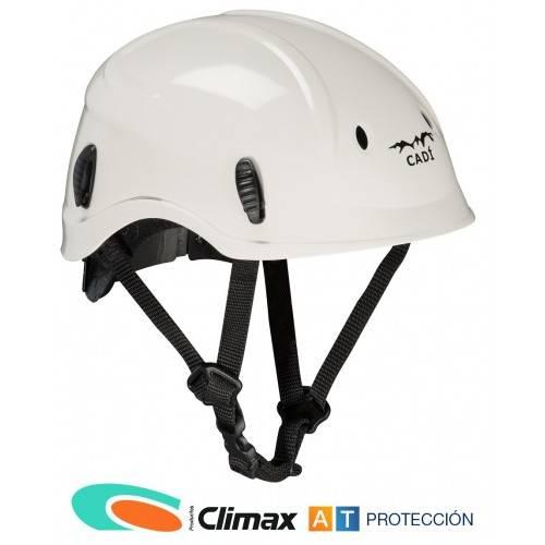 Casco trabajos alturas Climax Cadi