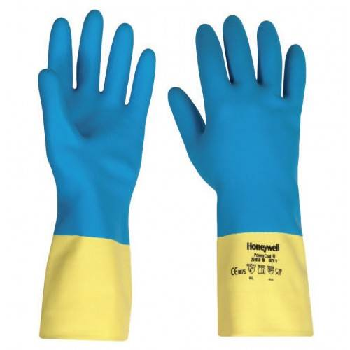 GUANTES NEOPRENO Y LATEX