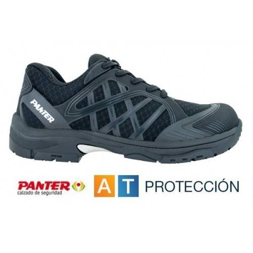 Zapatos Panter Argos S1P Negros
