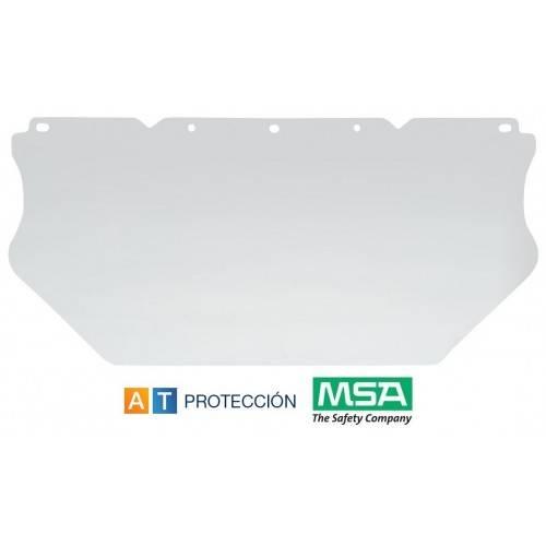 Visor recambio MSA transparente