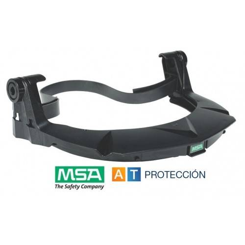 Montura universal MSA V-Gard para cascos