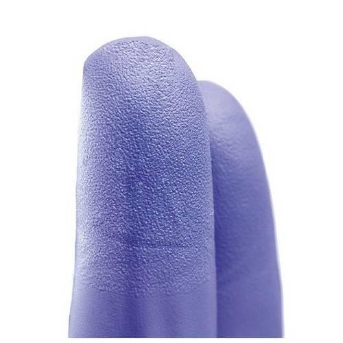 Caja 50 guantes nitrilo Showa 7585 0.20 mm.