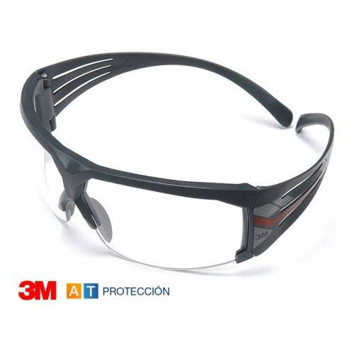 Gafas 3M SecureFit 600 transparentes