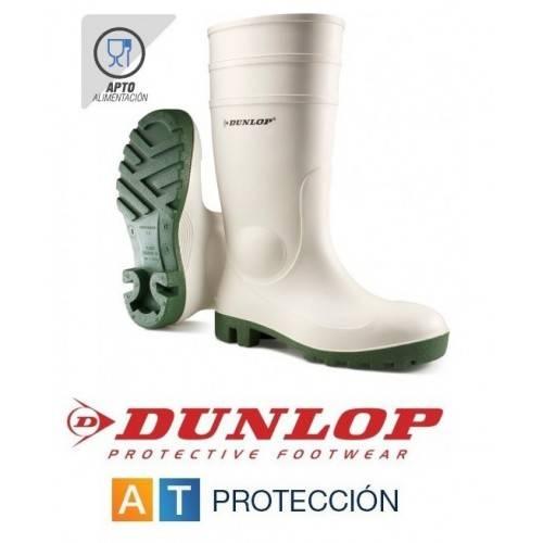 Botas de agua blancas Dunlop Protomastor SB