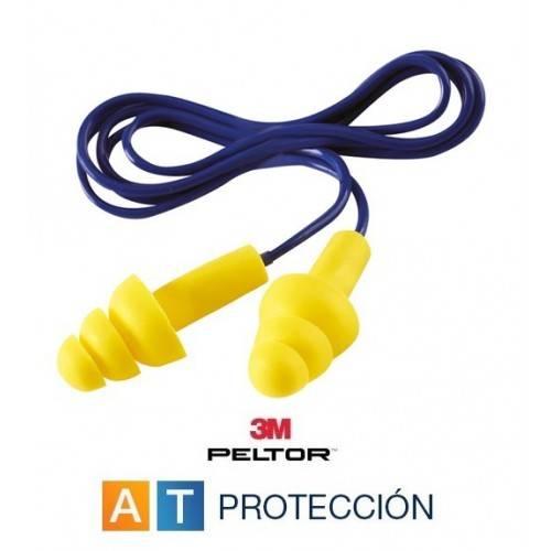 Tapones cordón EAR ULTRAFIT - Caja 50 pares