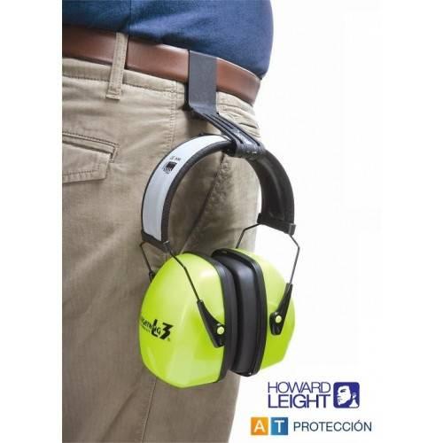 Clip porta auricular Howard Leight