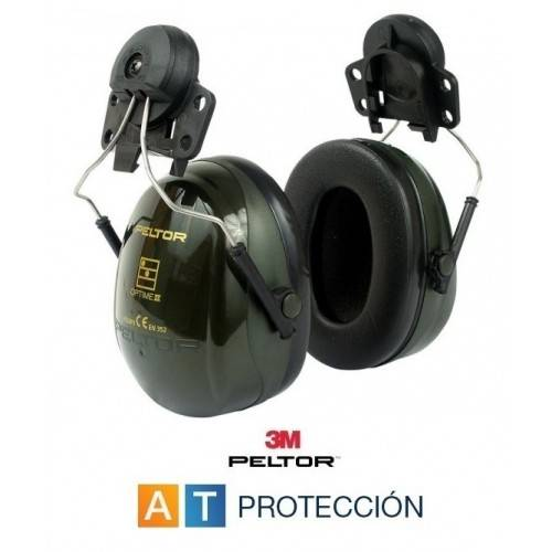 Auricular para casco 3M PELTOR OPTIME II