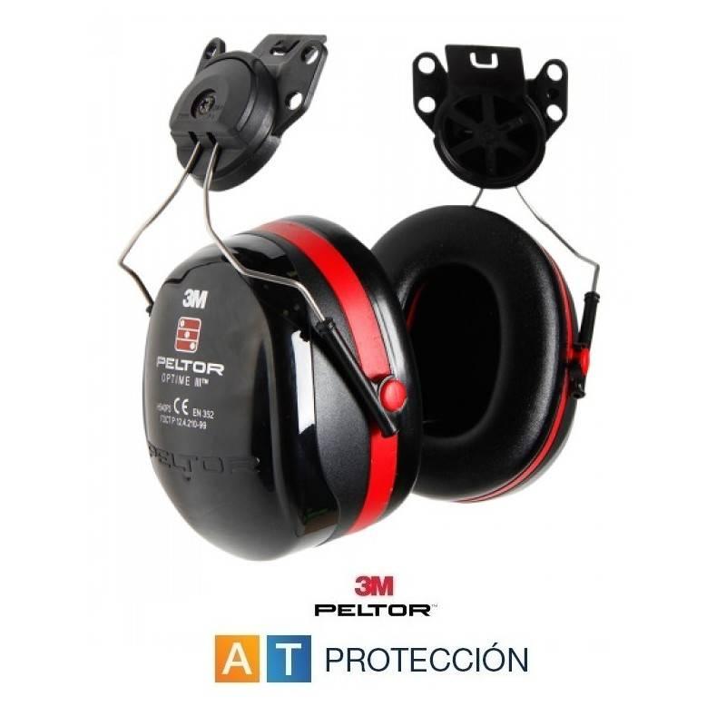 Protector auditivo 3m peltor - Auriculares de proteccion ...