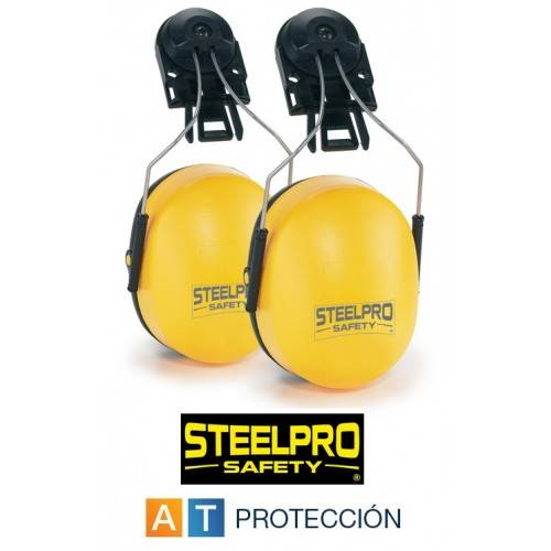 Auricular ECO SteelPro Safety para casco