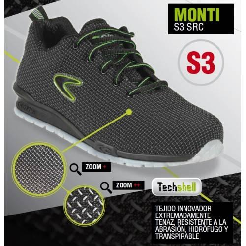 Zapatos Cofra MONTI S3