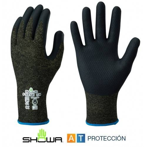 Guantes anticorte nivel 5 SHOWA S-TEX 581