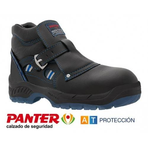 Botas PANTER Fragua Plus S3