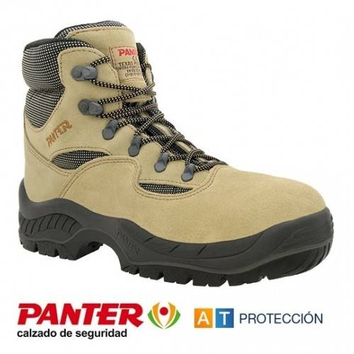 Botas Panter Texas Plus S1P