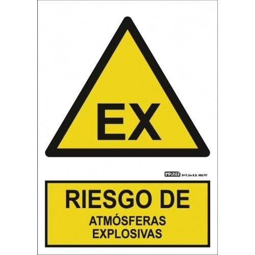 RIESGO DE ATMÓSFERAS EXPLOSIVAS A4 Y A3