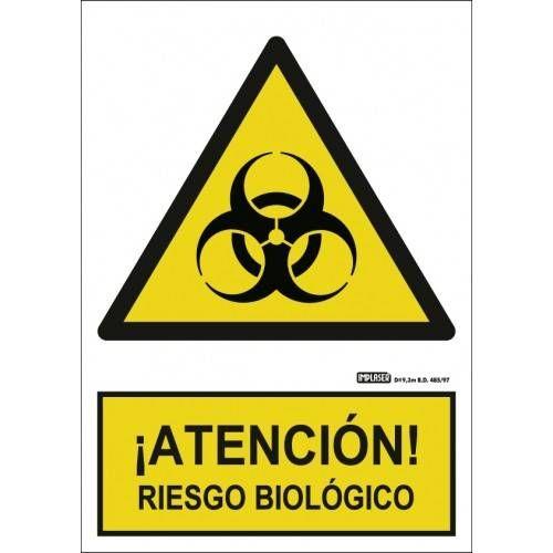 ¡ATENCIÓN! RIESGO BIOLÓGICO A4 Y A3