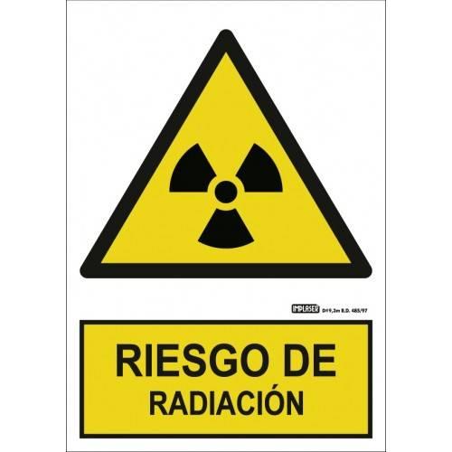 RIESGO DE RADIACIÓN A4 Y A3