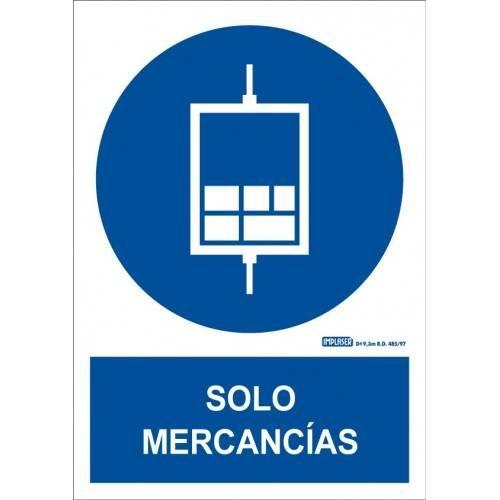 SOLO MERCANCIAS A4 Y A3