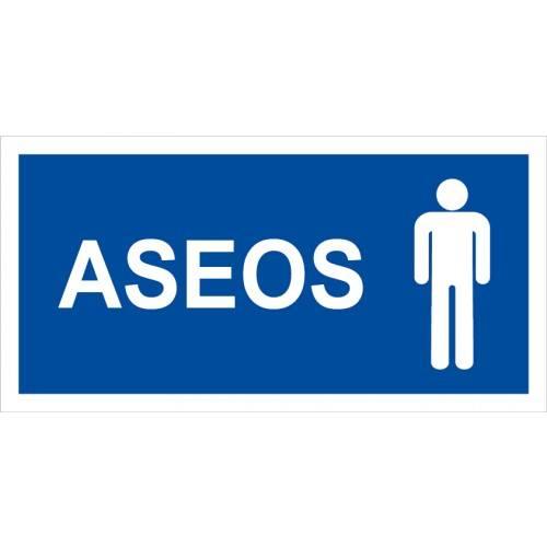 ASEOS (imagen señor) 15x30 cm