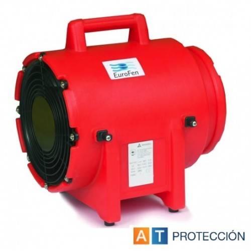Ventilador-Extractor móvil 1.440 m3/h QUICK
