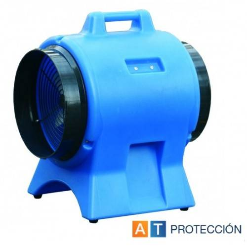 Ventilador-Extractor móvil 3.552 m3/h