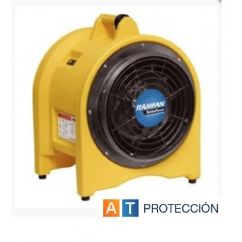 Ventilador-extractor PROF 30cm.