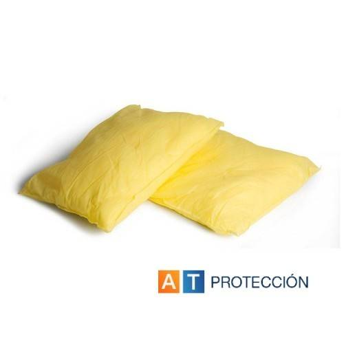 Almohadas absorbentes universales CHEM PIL - PACK 10 UDS.