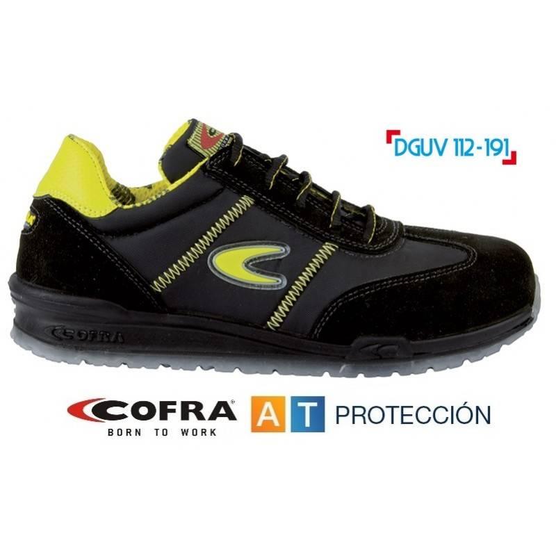 ▷ Zapatos COFRA Owens S1 P SRC