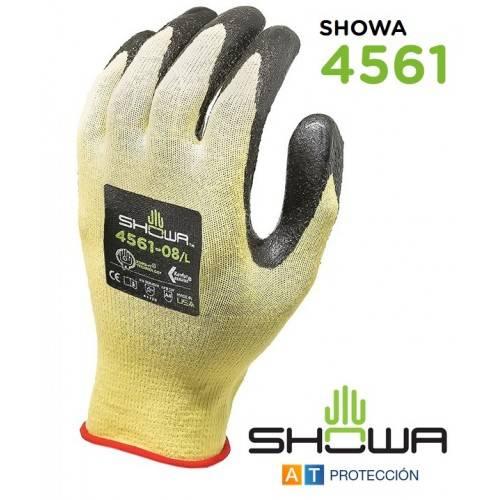 Guantes anticorte nivel D SHOWA 4561
