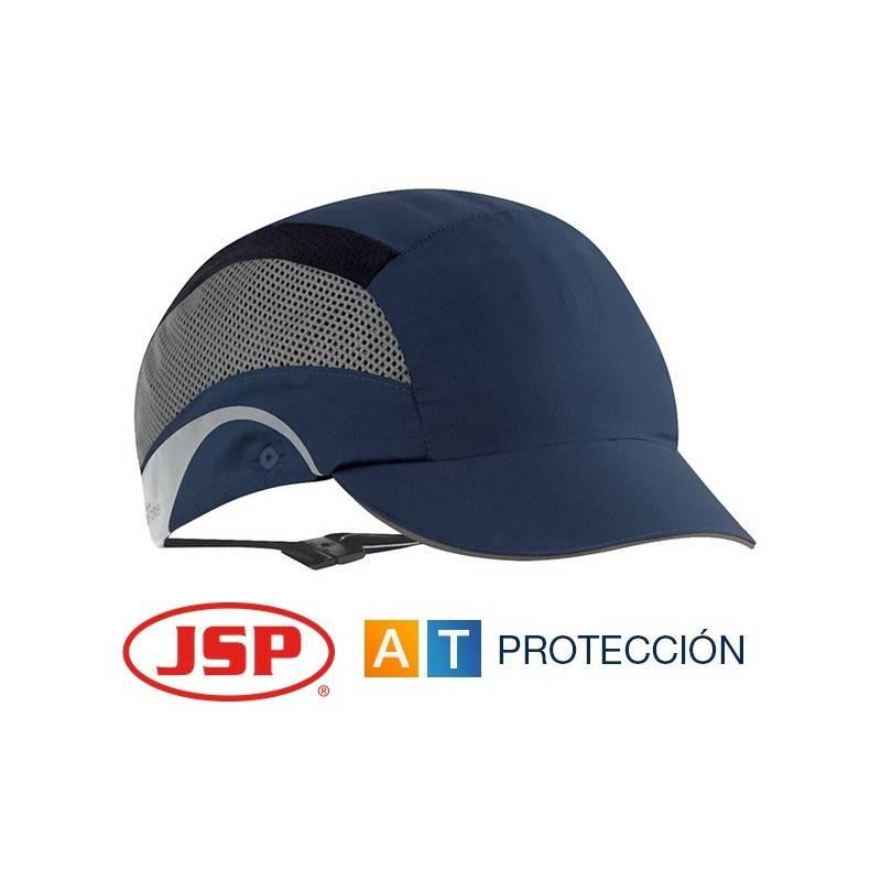 Gorra de seguridad antigolpes JSP Aerolite