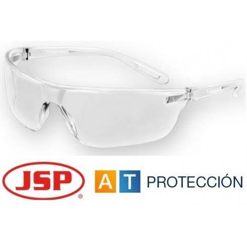 Gafas JSP stealth 16G transparentes