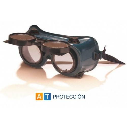 Gafas panorámicas soldar FLIPPA Tono 5