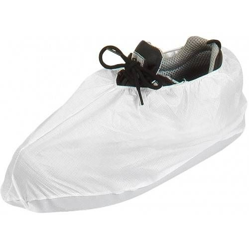 Pack 100 cubrezapatos desechables antideslizantes