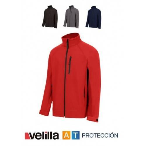 Cazadora Softshell Velilla 206005
