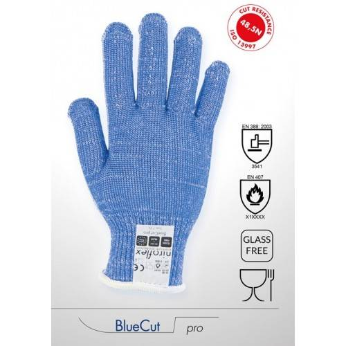 Guantes Anticorte Aiars BLUE CUT PRO Talla 10