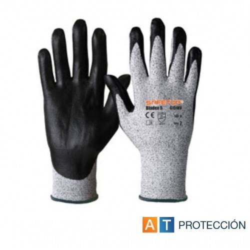 Guantes anticorte Bladex 5