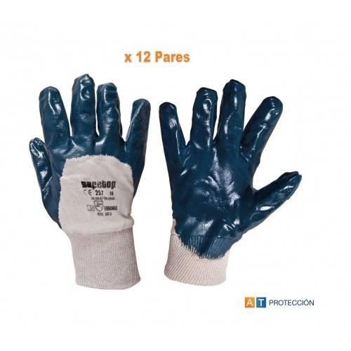 Pare guantes nitrilo Talla 7 ECO